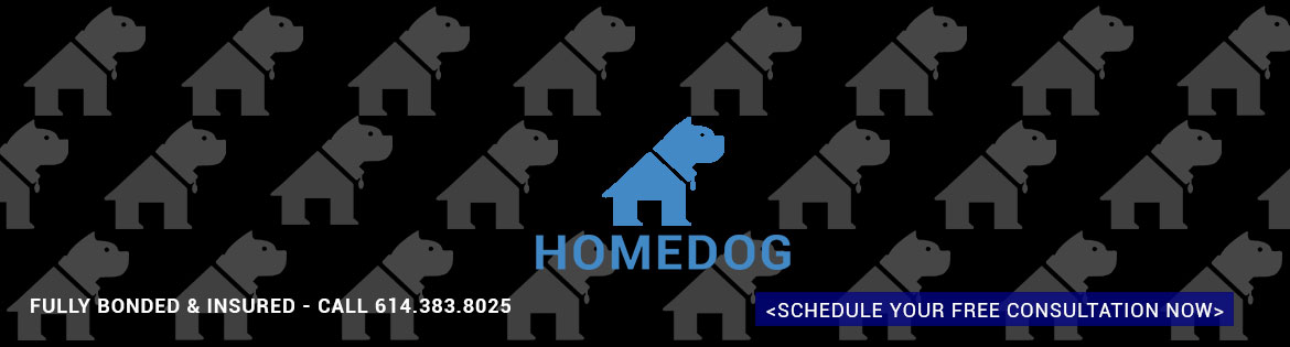HOMEDOG DOG WALKING & DAILY CARE SERVICES SERVING COLUMBUS, OHIO